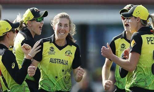 आईसीसी टी20 महिला विश्व कप : न्यूजीलैंड को हराकर ऑस्ट्रेलिया ने सेमीफाइनल में बनाई जगह