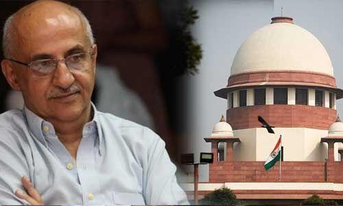 हर्ष मंदर पर SC की अवमानना का आरोप, पुलिस की कार्रवाई शुरू करने की मांग