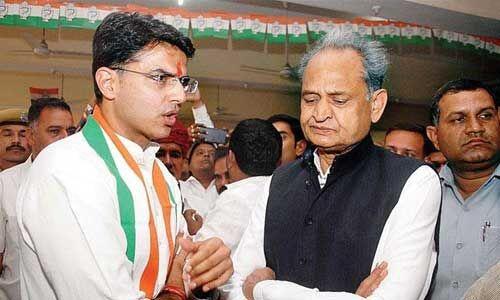 MP के बाद अब राजस्थान कांग्रेस में राज्यसभा सीट को लेकर कलह