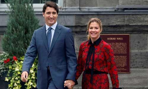 कोरोना वायरस की चपेट में आईं कनाडाई प्रधानमंत्री जस्टिन ट्रूडो की पत्नी