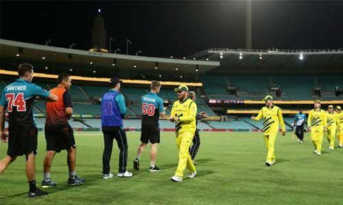 कोरोना खतरा : ऑस्ट्रेलिया-न्यूजीलैंड के बीच स्थगित हुई वनडे सीरीज