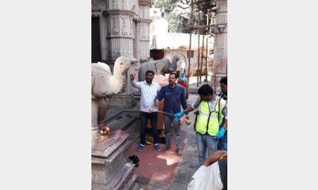 कोरोना प्रभाव : अचलेश्वर मंदिर भक्तों के लिए हुआ बंद