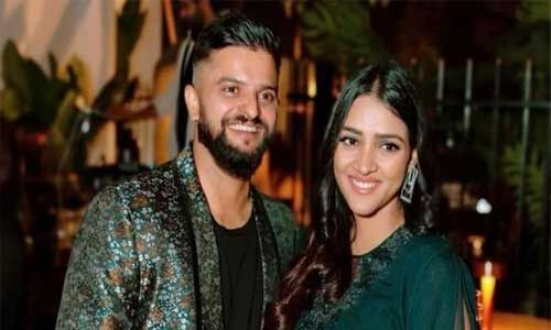 सुरेश रैना के घर आया नया मेहमान, पत्नी ने बेटे को दिया जन्म