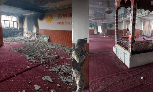 गुरुद्वारे पर ISIS हमले में 27 सिखों की मौत, स्वामी बोले -भारत की कोई मस्जिद निंदा प्रस्ताव लायेगी क्या ? कोई कांग्रेसी ?