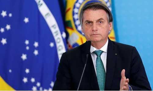 ब्राजील के राष्ट्रपति ने कहा - कोरोना से कुछ लोग मरेंगे ही, सड़कों पर मौत की वजह से हम कार फैक्ट्री बंद नहीं कर सकते