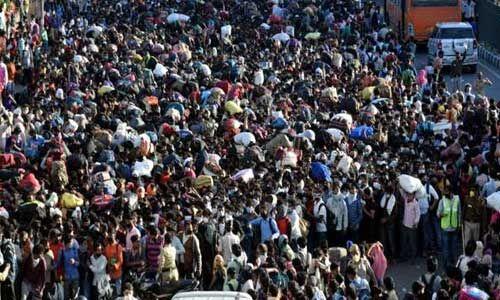 लॉकडाउन में मजदूरों-छात्रों से घर खाली करने को कहने पर होगा एक्शन