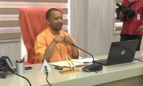 सीएम योगी ने कहा - केंद्र की तर्ज पर उप्र में भी सभी भर्ती परीक्षाओं के लिए एक एजेंसी का गठन किया जाए