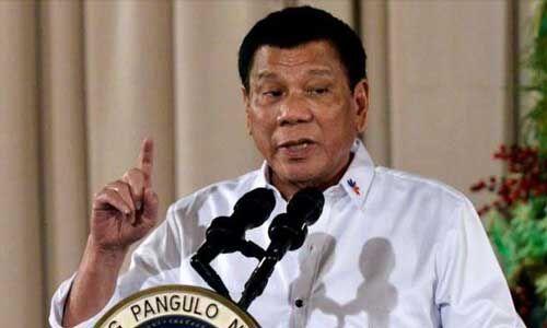 फिलीपीन्स के राष्ट्रपति की चेतावनी - नहीं माना लॉकडाउन तो गोली मारी जायेगी, समझे आप लोग