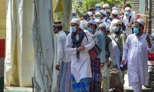 निजमुद्दीन तबलीगी जमात में शामिल विदेशी नागरिकों का वीजा रद्द, गृह मंत्रालय ने किया ब्लैकलिस्टेड