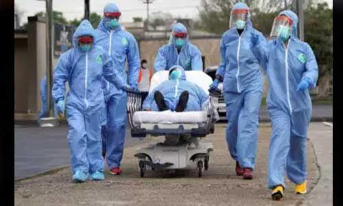 कोरोना से अमेरिका में एक दिन में 1169 लोगों की हुई मौत