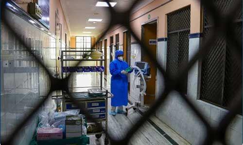 कोरोना से निपटने के लिए देश भर में चिकित्सा आपूर्तियों का कोई अभाव नहीं : गौड़ा