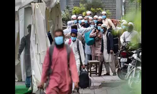 श्योपुर : 2 दिनों से मस्जिद में छुपे बैठे थे बांग्लादेशी, पश्चिम बंगाल  और आन्ध्रप्रदेश के 22 जमाती