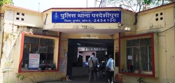 इंदौर : पुलिस आरक्षक की ड्यूटी के दौरान हुई मौत