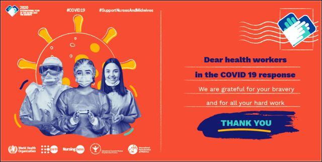 """""""स्वास्थ्यदधीचियों"""" को समर्पित:विश्वस्वास्थ्य दिवस:2020"""