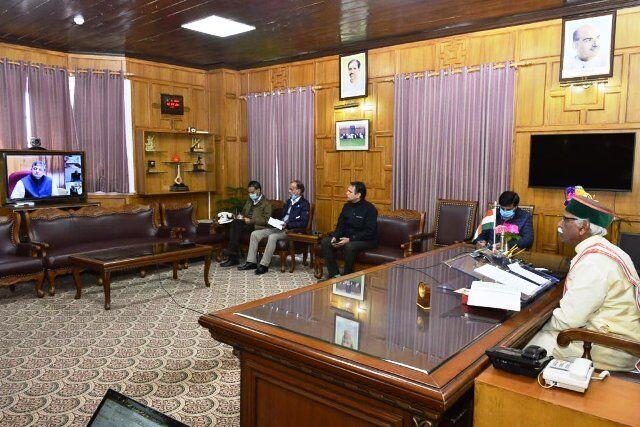 कोरोना : उच्च शिक्षा में बढ़ा ऑनलाइन क्लास का क्रेज, हिप्र के राज्यपाल की कुलपतियों के साथ चर्चा
