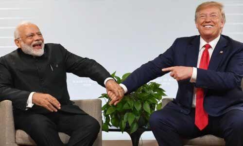 Covid-19 संकट : थैंक्यू मोदी पर ट्रंप से बोले पीएम - कोरोना से जीतेंगे