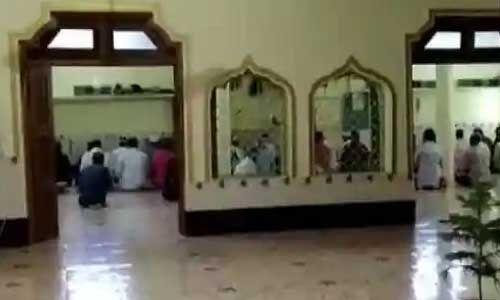 मप्र लॉकडाउन : मस्जिद में नमाज, 40 पर केस