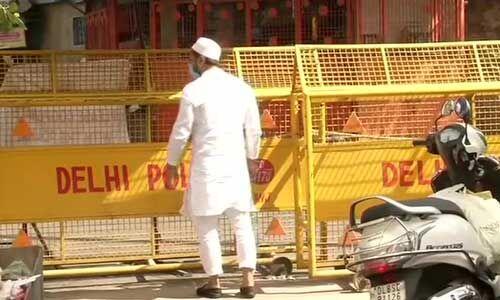 दिल्ली में सील किए गए चांदनी महल से तीन दिन में 3 की मौत, 102 में 52 पॉजिटिव