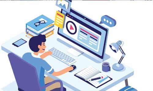 डीयू के शिक्षकों ने कहा - ऑनलाइन क्लासेस में हो रही छेड़छाड़, भेजे जा रहे अश्लील मैजेस