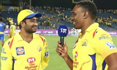 अंबाती रायडू को लेकर ब्रावो ने कहा - क्रिकेट को लेकर वह बहुत जुनूनी हैं