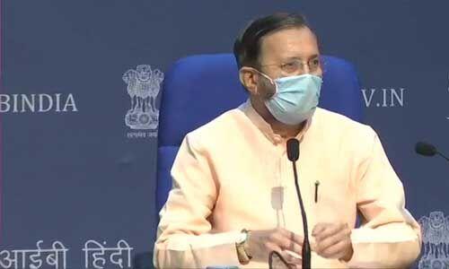 बिहार चुनाव को लेकर जावड़ेकर का कांग्रेस पर हमला, कहा- क्या पार्टी घोषणापत्र में बताएगी 370 हटाना गलत
