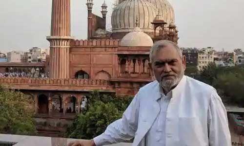 विवादित बयान देकर जफरूल इस्लाम कर रहे हैं भारत की छवि खराब, सभी ने चुप्पी साधी