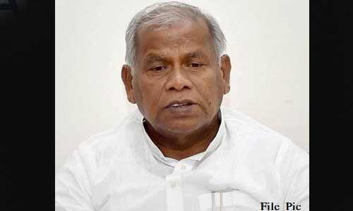 कोरोनाकाल में भी महागठबंधन के नेता तेजस्वी यादव बिहार में नहीं : मांझी