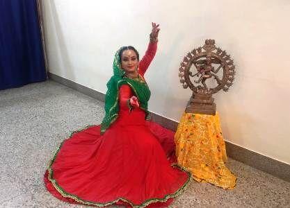 ग्वालियर : लॉकडाउन के चलते ऑनलाइन आयोजित हुआ नृत्योत्सव