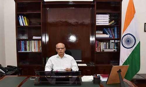 तरुण बजाज ने आर्थिक विभाग के सचिव का कार्यभार संभाला