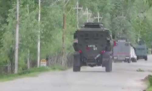 कुपवाड़ा में आतंकी हमले में सीआरपीएफ के 3 जवान शहीद