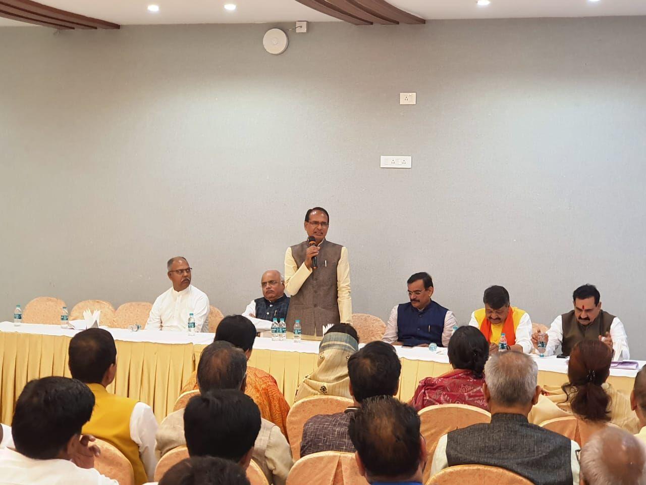 संगठन में होगा फेरबदल, तैयारियों में जुटी भाजपा, सरकार ने भी तय किए मंत्रियों के नाम