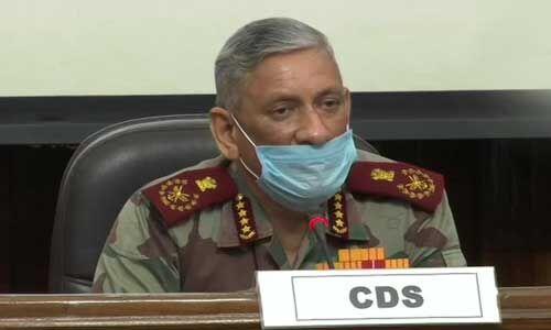 डिफेंस स्वदेशीकरण पर CDS रावत ने कहा - सरकार उठा रही है सही कदम