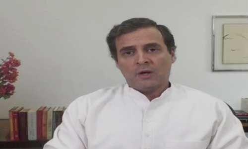 कोविड 19 संकट पर बोले राहुल, छोटे व्यापारियों को पैसे दे सरकार