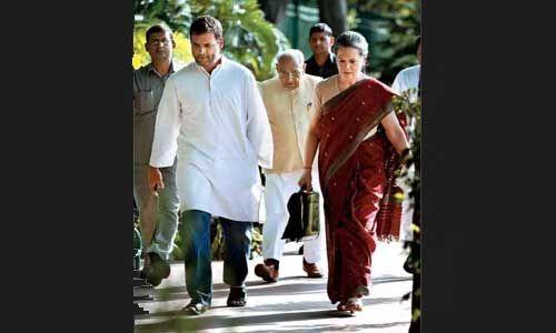 कांग्रेस पार्टी को झटका, सोनिया के करीबी नेता की जब्त होगी संपत्ति