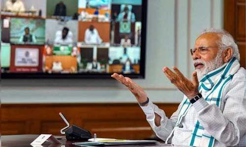 सीएम से बोले PM मोदी, गांवों को कोरोना फ्री रखना होगा