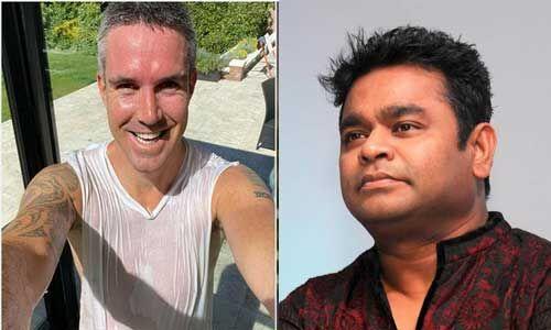 तमिल गाने पर धिरके केविन पीटरसन, एआर रहमान ने शेयर किया VIDEO