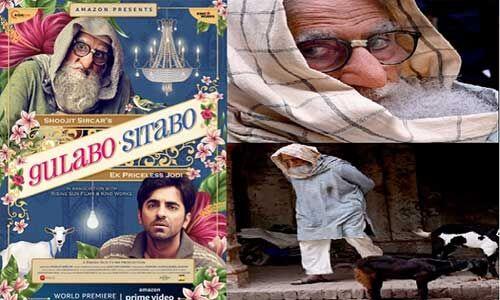 फिल्म गुलाबो सिताबो के डिजिटल रिलीज पर बिग बी ने कहा 51 साल में अब एक और चुनौती