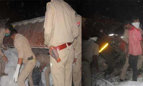 औरैया हादसा : 24 मजदूरों की मौत, सीएम योगी ने तुरंत मांगी जांच रिपोर्ट