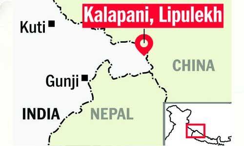 कालापानी मामले पर नेपाल को भड़का चीन बना
