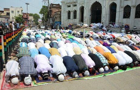 ईद पर मस्जिद खोलने के मामले में अदालत का हस्तक्षेप से इनकार