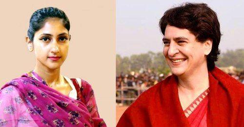 प्रियंका की बस राजनीति पर अदिति सिंह ने उठाए सवाल
