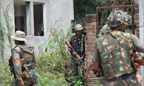पुलवामा में आतंकी हमला, आईआरपी का हेड कांस्टेबल शहीद