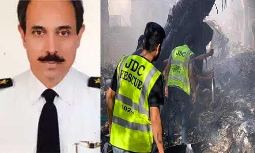 कराची : प्लेन क्रैश होने से पहले पायलट ने कंट्रोल रूम को क्या मैसेज दिया, जानें
