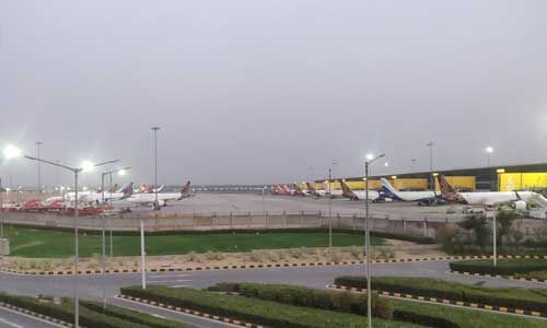 लॉक डाउन 4.0 : दिल्ली एयरपोर्ट से कल सुबह 4:30 बजे उड़ेगा पहला विमान, जानें क्या-क्या होंगे खास इंतजाम