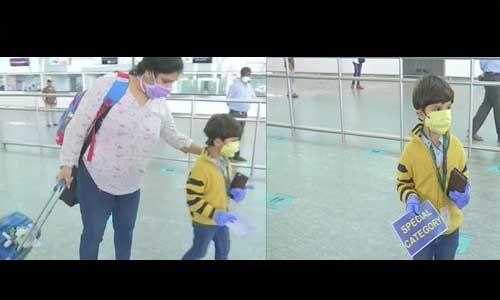 दिल्ली से अकेले 5 साल का बच्चा फ्लाइट से बेंगलुरु पहुंचा, 3 माह से फंसा था लॉकडाउन में