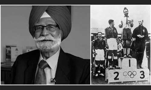 भारत को तीन बार गोल्ड दिलाने वाले हॉकी खिलाड़ी बलबीर सिंह का निधन
