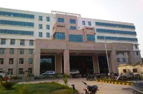 ग्वालियर के सुपर स्पेशलिटी हॉस्पिटल में संक्रमित गर्भवती का ऑपरेशन से कराया प्रसव