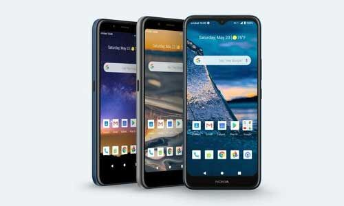 नोकिया के 3 नए स्मार्टफोन्स लॉन्च, जानें दाम व स्पेसिफिकेशन्स