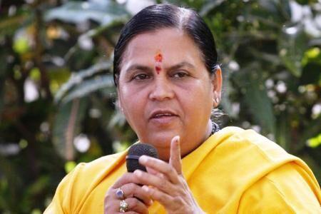 उमा भारती ने लगाया आरोप- राजस्थान में जो हुआ उसके लिए राहुल गांधी जिम्मेदार