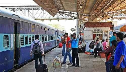 भारतीय रेलवे में पब्लिक-प्राइवेट पार्टनरशिप से हर किसी को होगा फायदा : नीति आयोग सीईओ